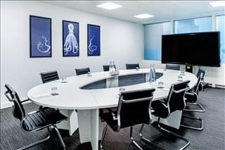 The South Quay Building Office Space - E14 9SH