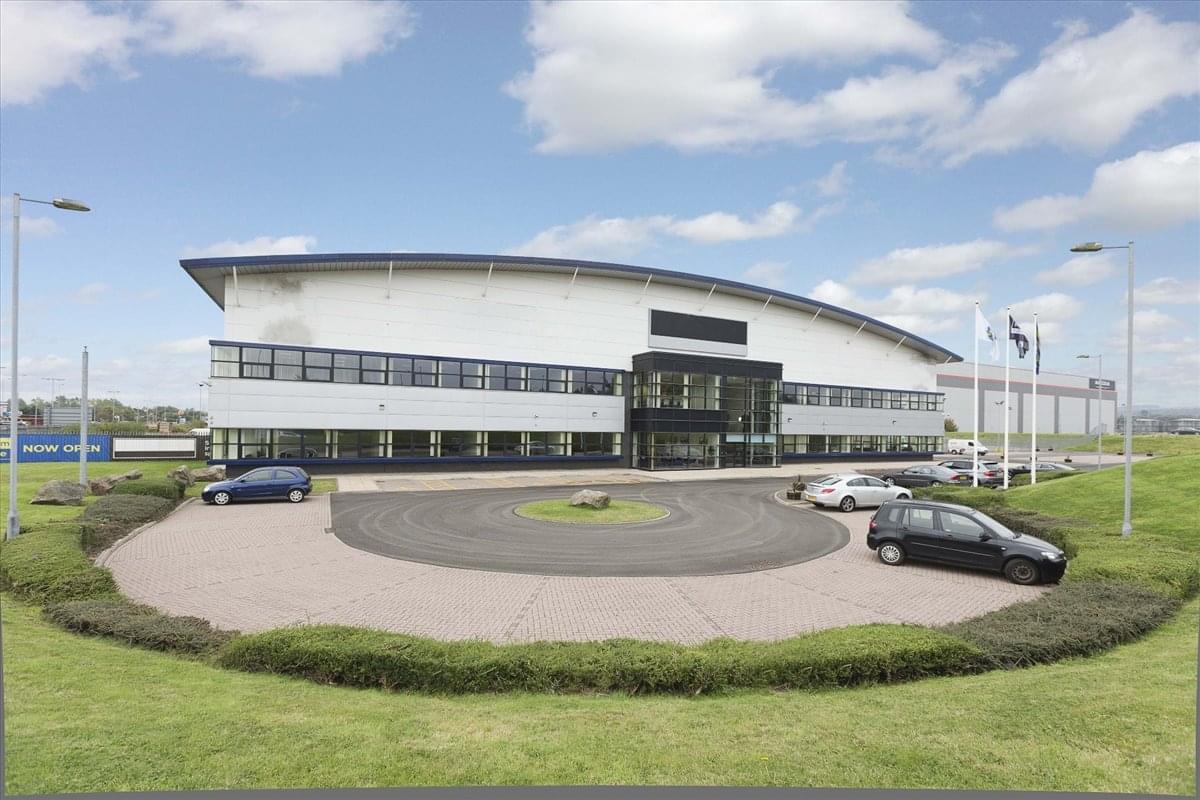 Linwood Industrial Estate Office Space