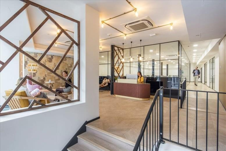 29 Clerkenwell Road Office Space