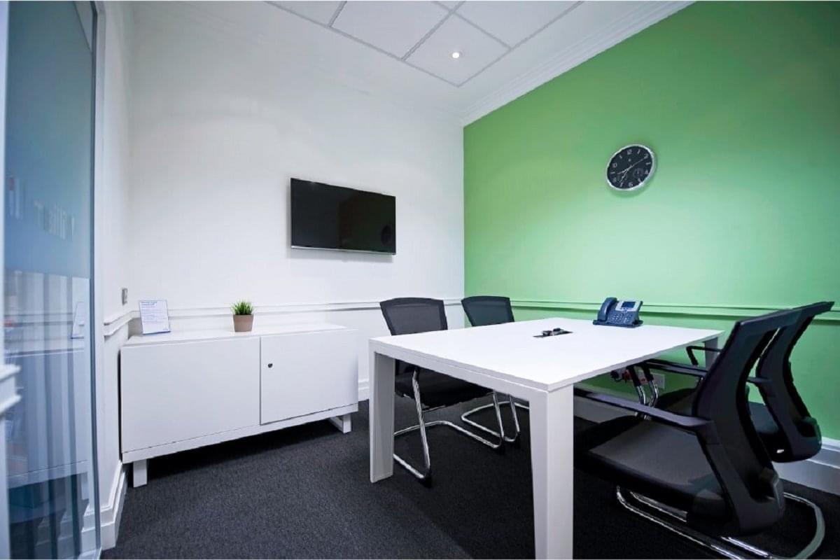 Management Suite Office Space