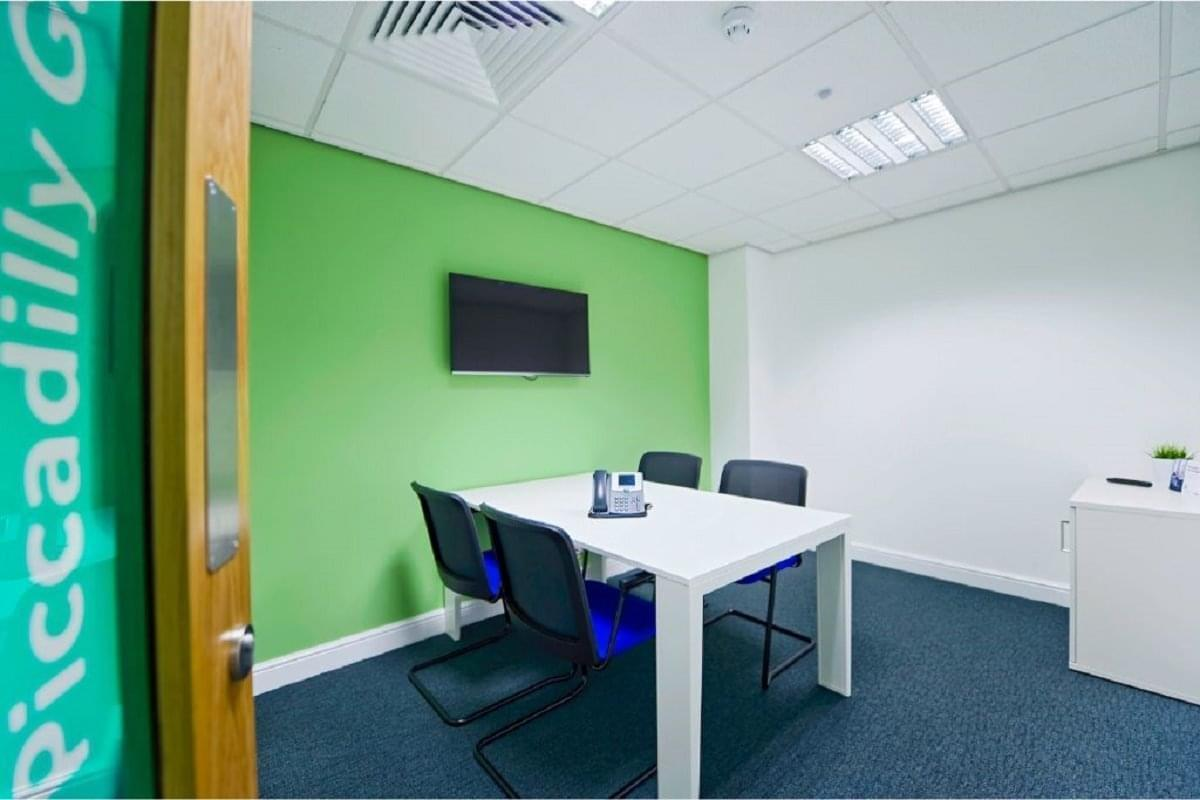 Broughton Shopping Park Office Space