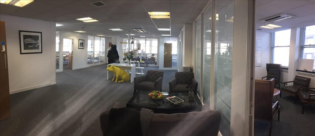 50 Eastbourne Terrace Office Space