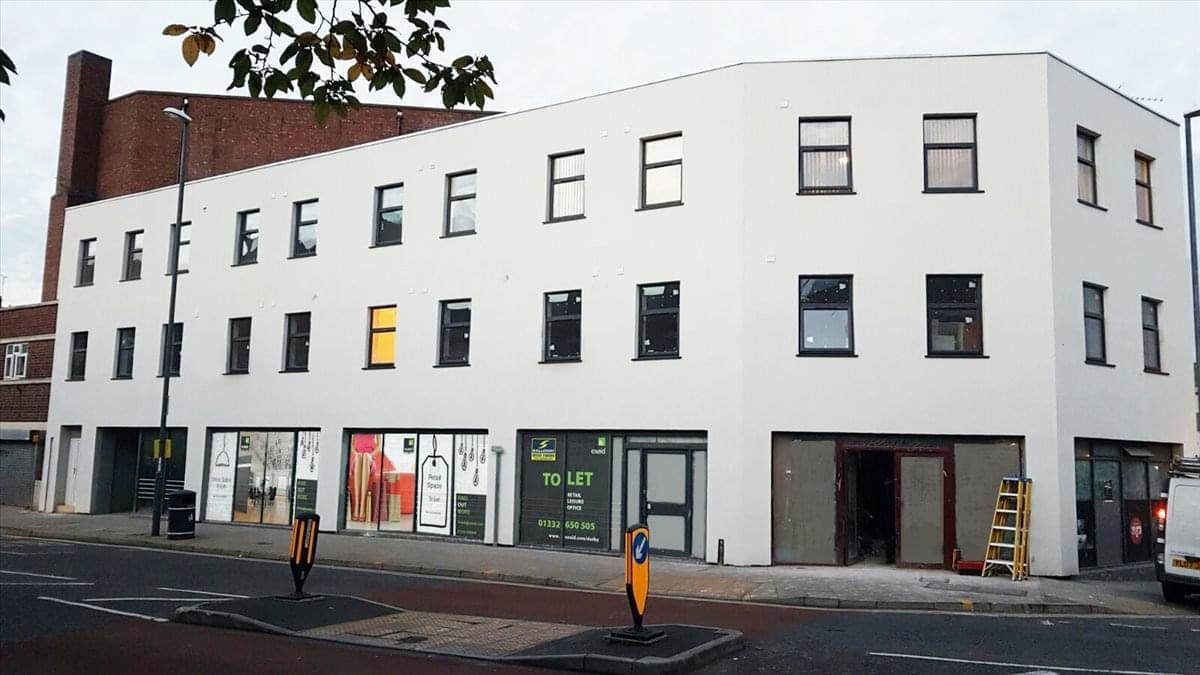 43-53 Osmaston Road Office Space