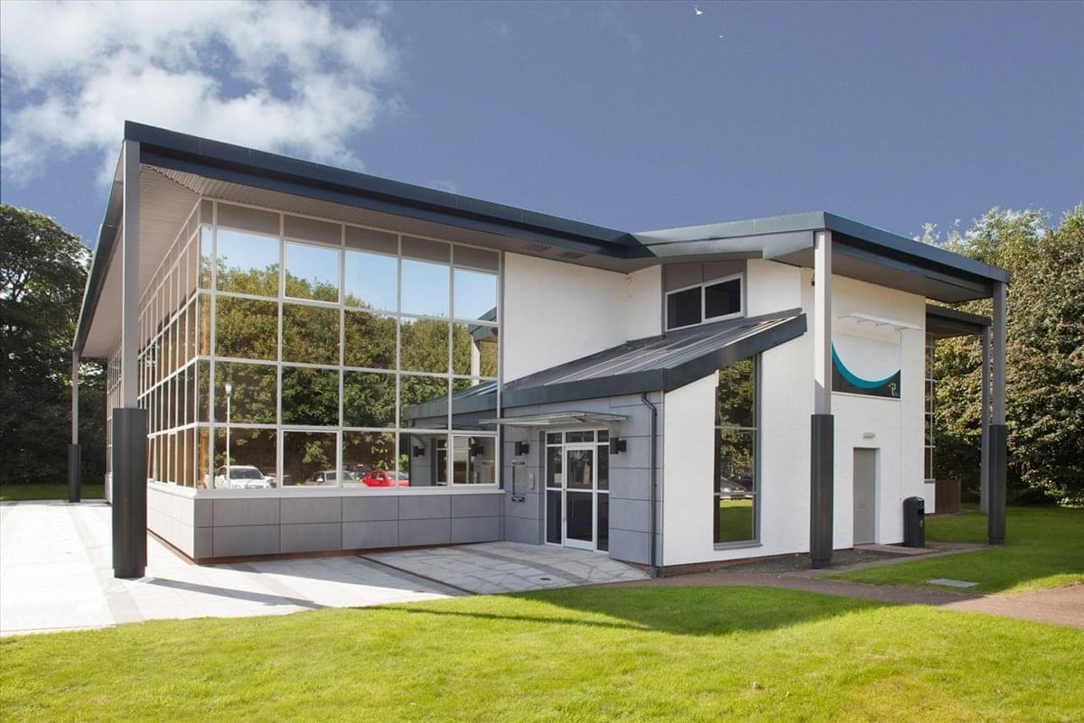 Ayrshire Innovation Business Centre Office Space