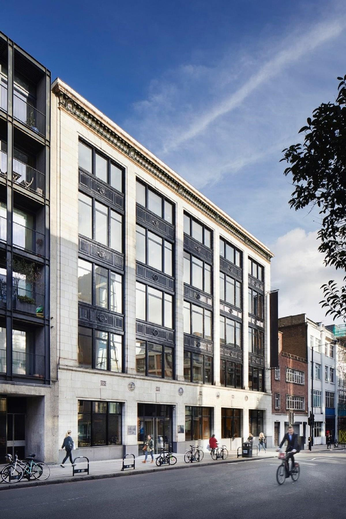338-346 Goswell Road Office Space