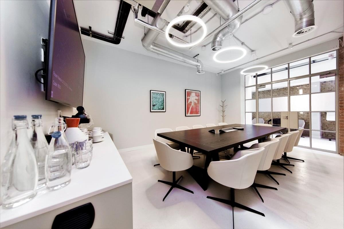 9 Dallington Street Office Space