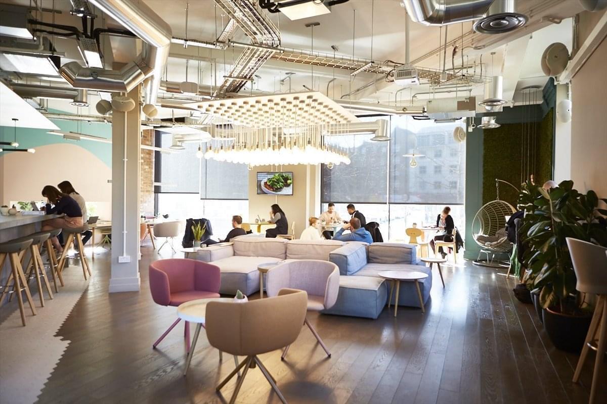 1 Long Lane Office Space