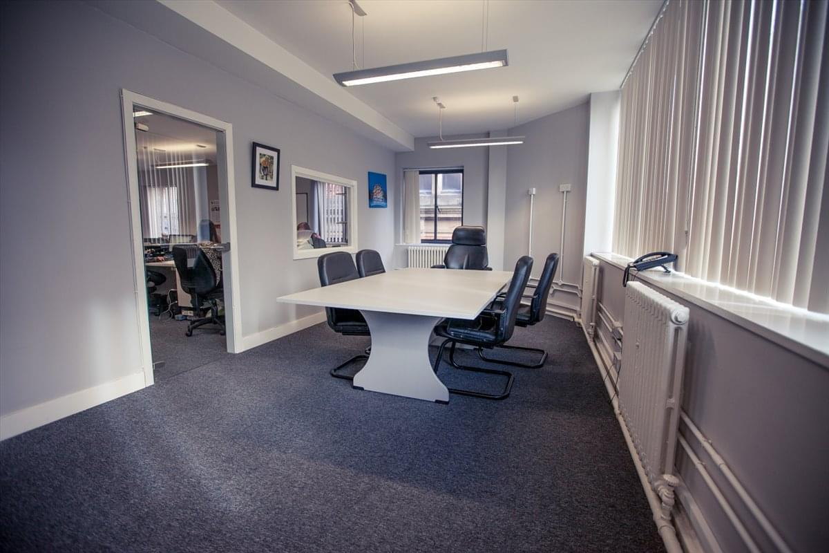 New Oxford House Office Space