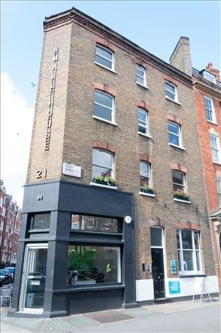 21 Foley Street Office Space - W1W 6DR
