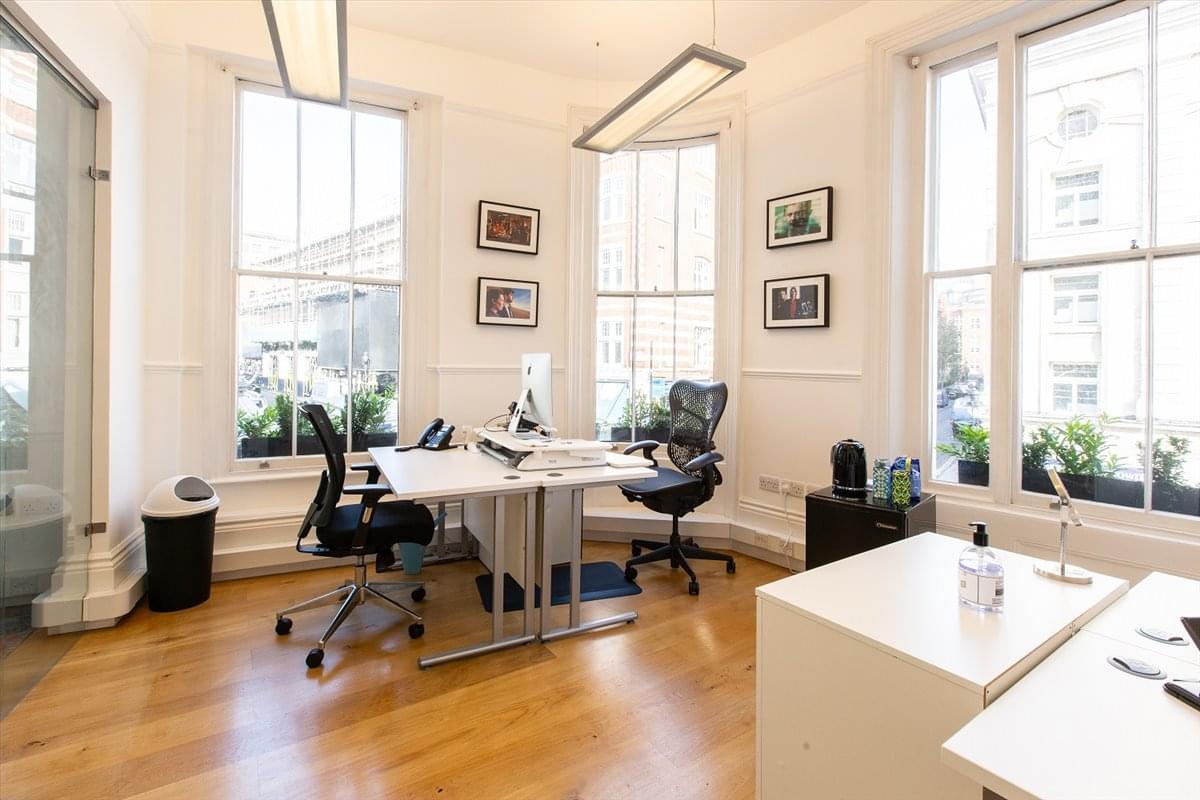 42 Tavistock Street Office Space