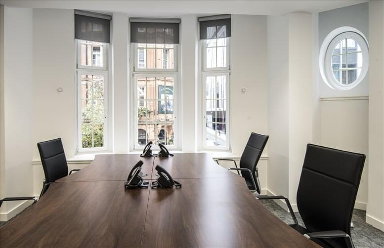 20 North Audley Street Office Space