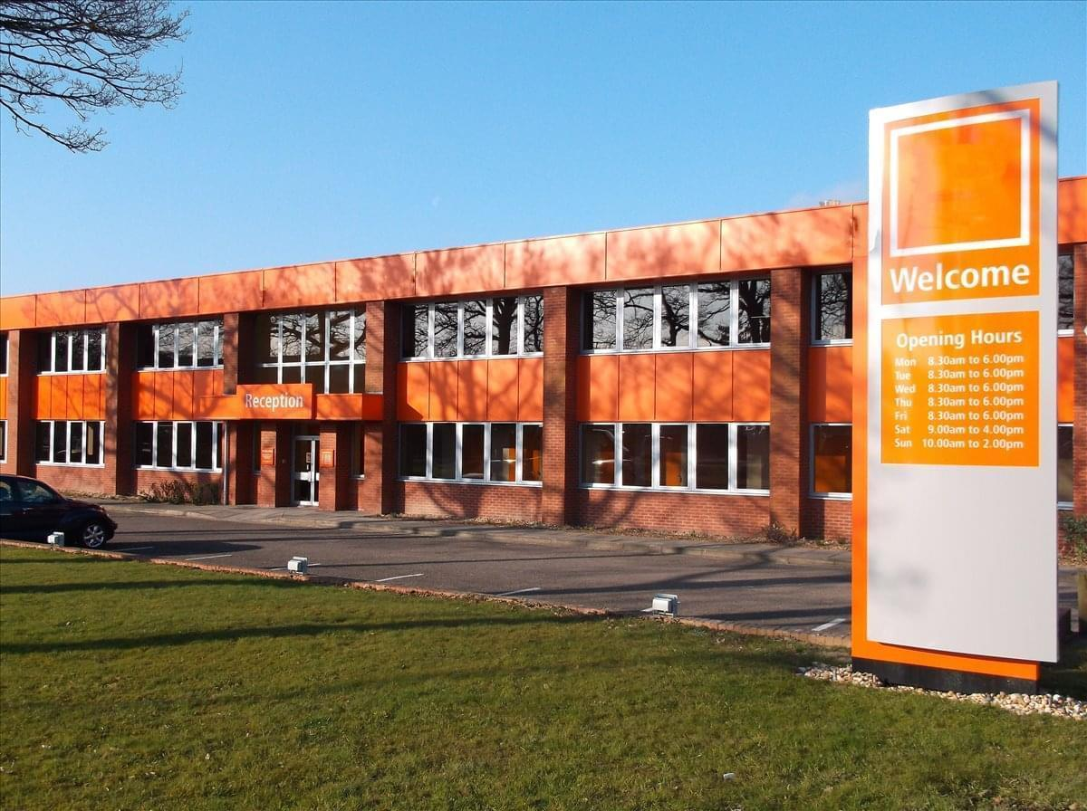 Sussex Manor Business Park Office Space