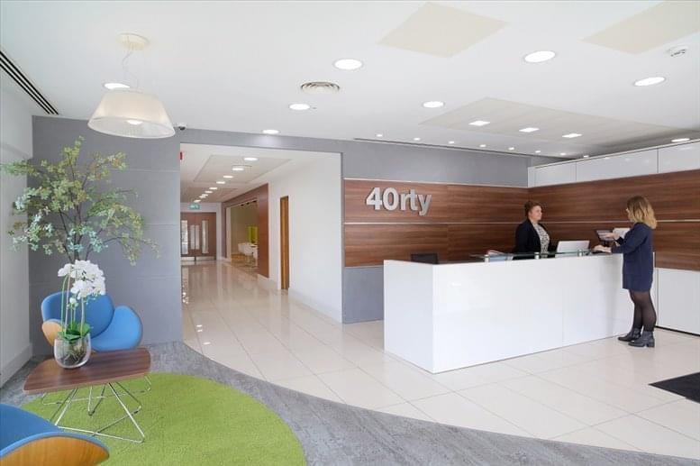 40 Caversham Road Office Space