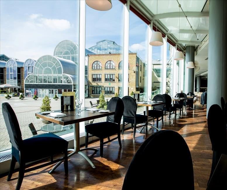 Business Design Centre Office Space
