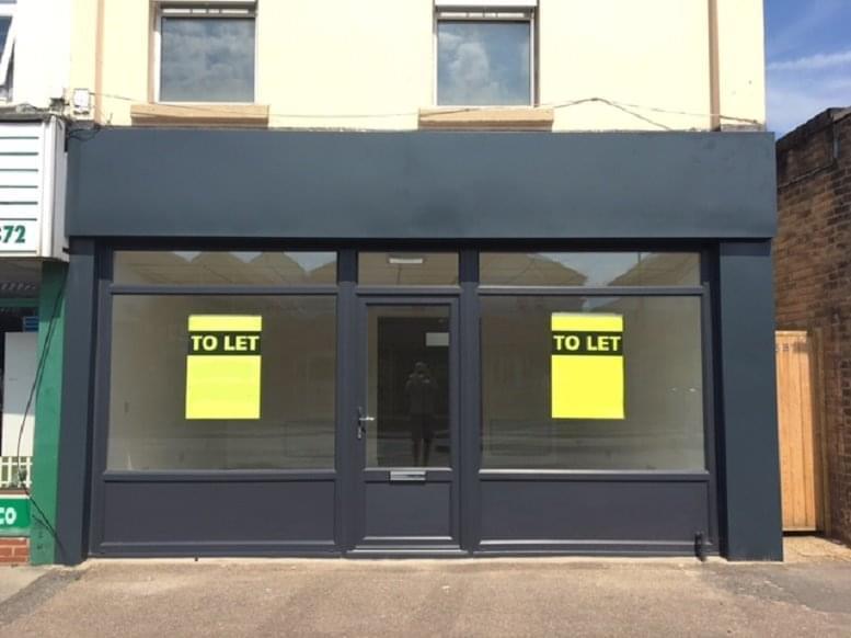 333 Holdenhurst Road Office Space