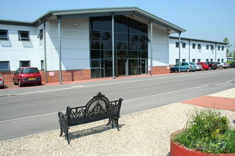 Durham Tees Valley Business Centre Office Space