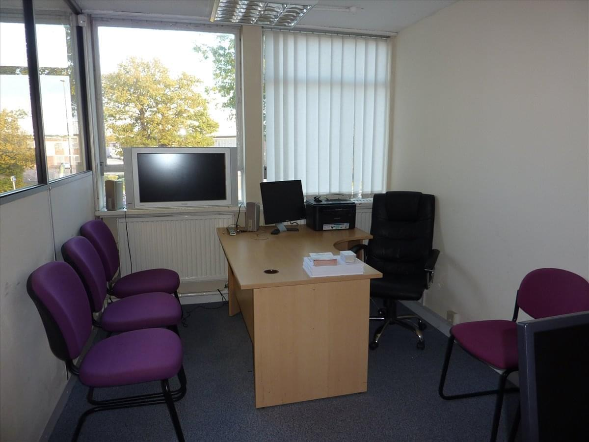 53-55 Gatwick Road Office Space