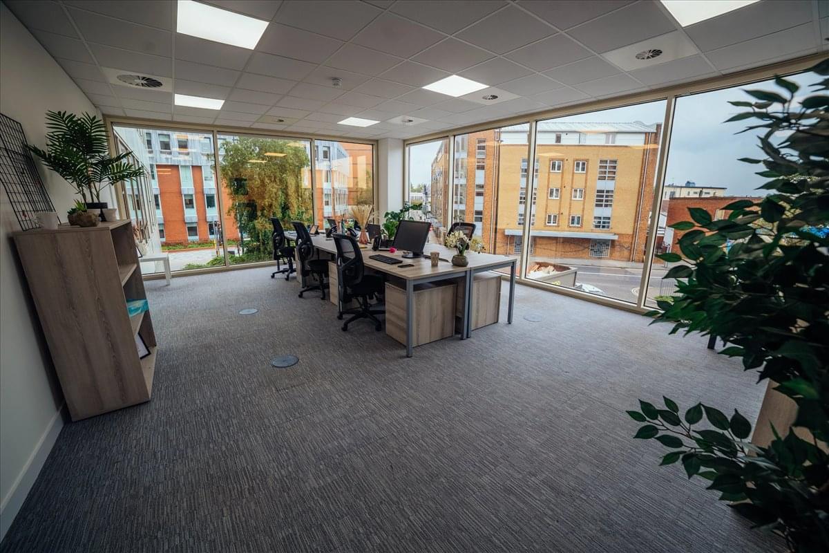 Newbridge Square Office Space