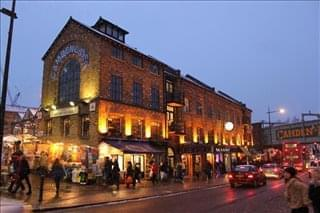 54-56 Camden Lock Place Office Space - NW1 8AF