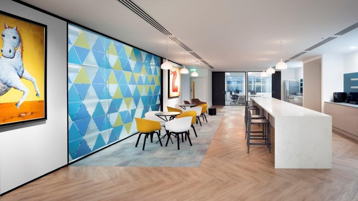 10 Lower Thames Street Office Space