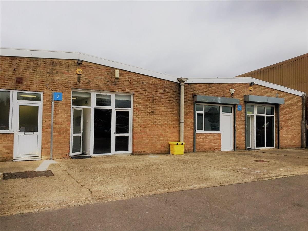 Radley Road Industrial Estate Office Space