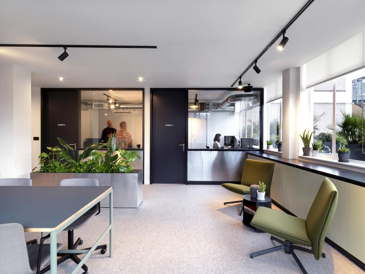 151 Wardour Street Office Space