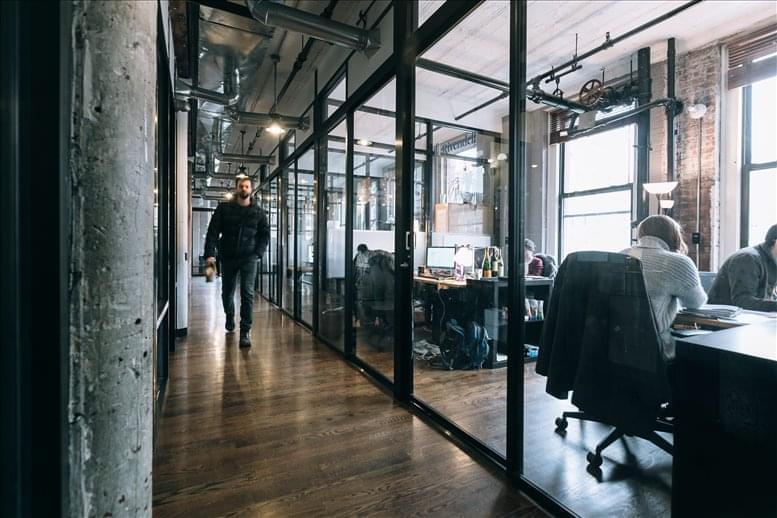 Chancery Lane - The Cursitor Office Space