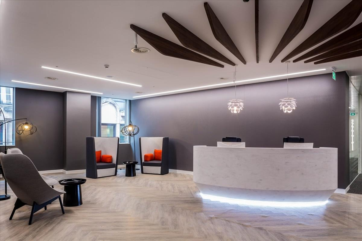 70 Gracechurch Street Office Space