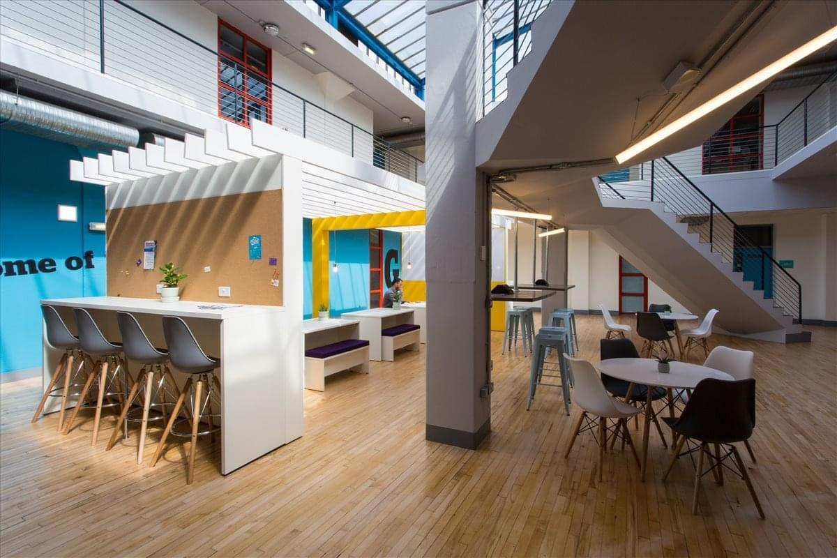 Design Works Office Space