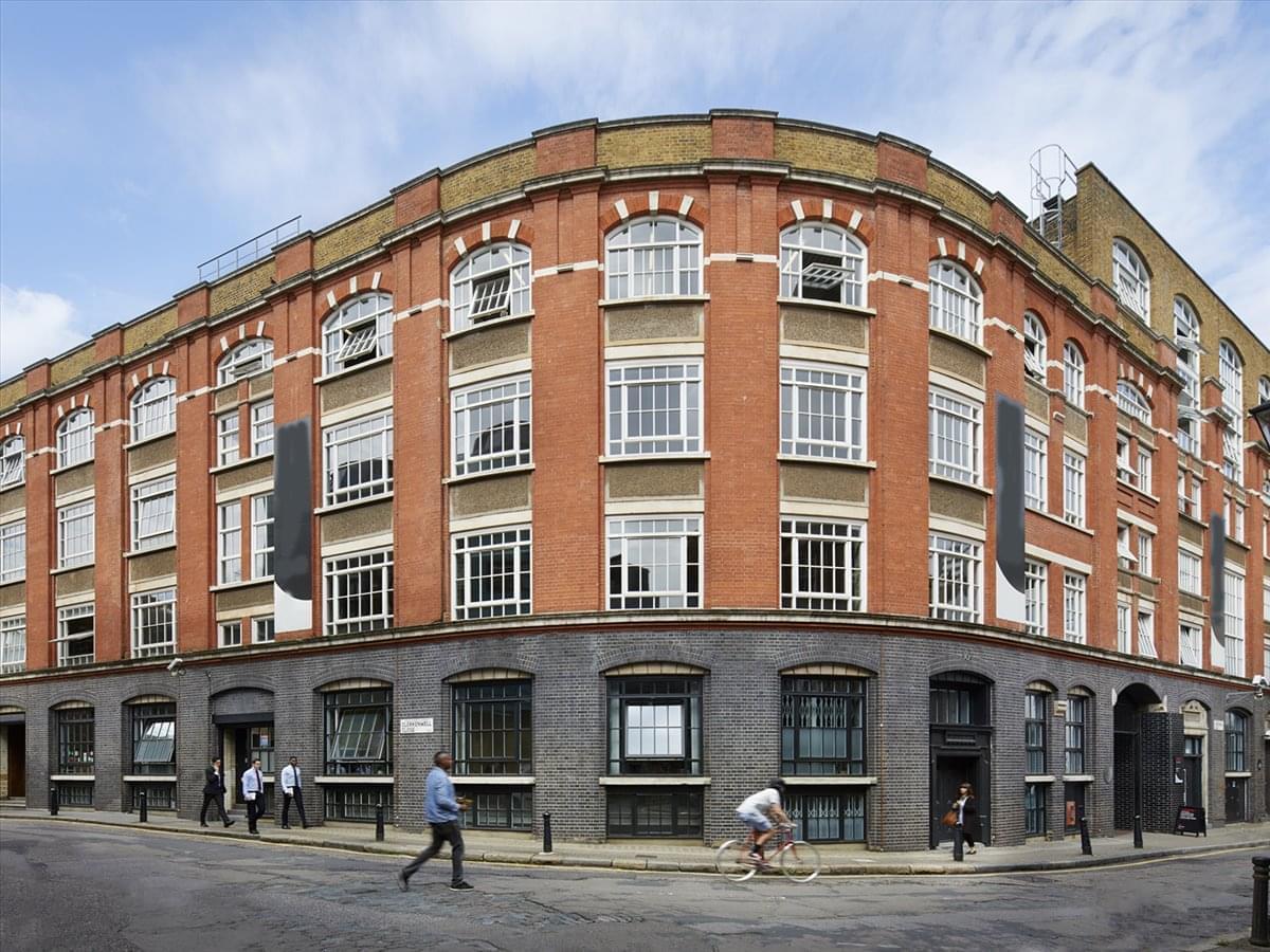 Clerkenwell Workshops Office Space