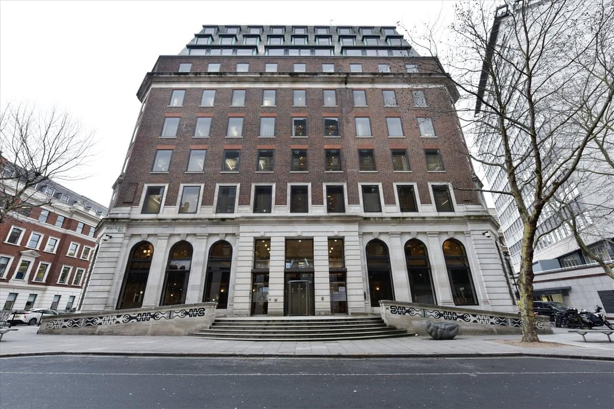 15-19 Bloomsbury Way Office Space