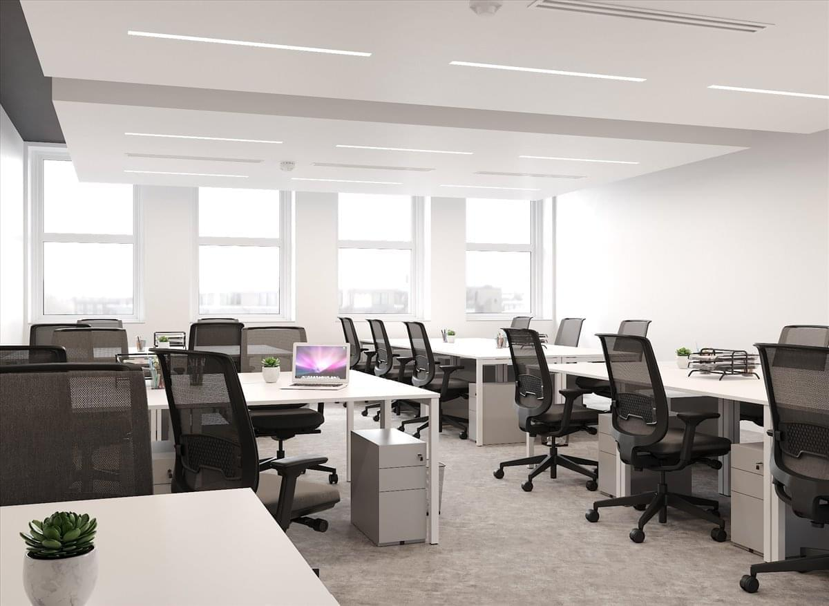 The Strand Office Space