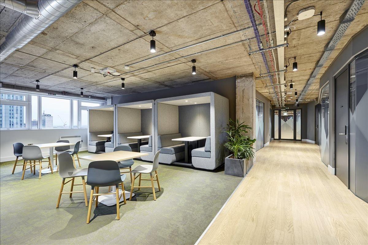 Glasgow Office Space For Rent On 77 Renfrew Street