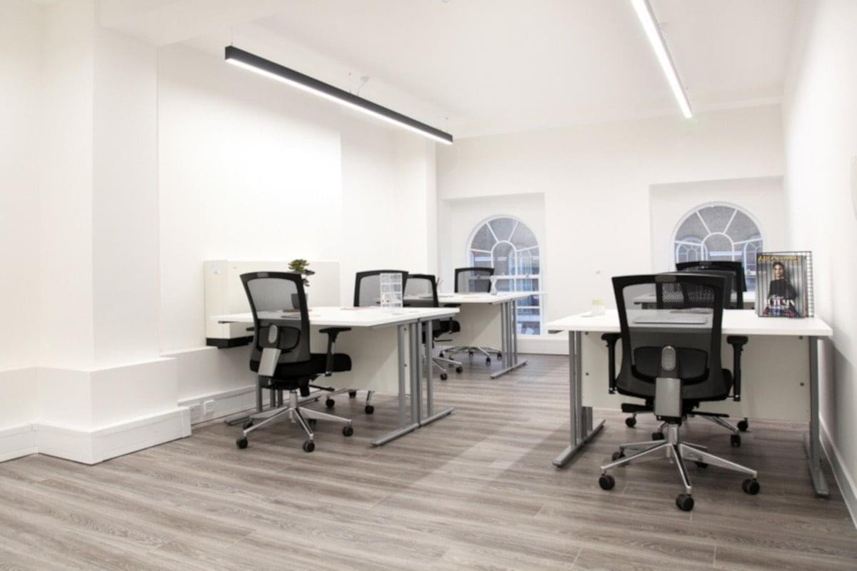 116 Baker Street Office Space
