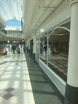 Sovereign Shopping Centre Office Space - BH1 4SX