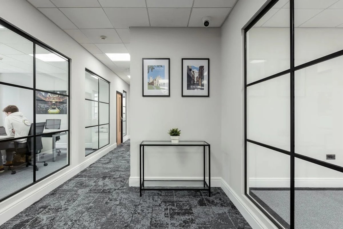 72 Paris Street Office Space