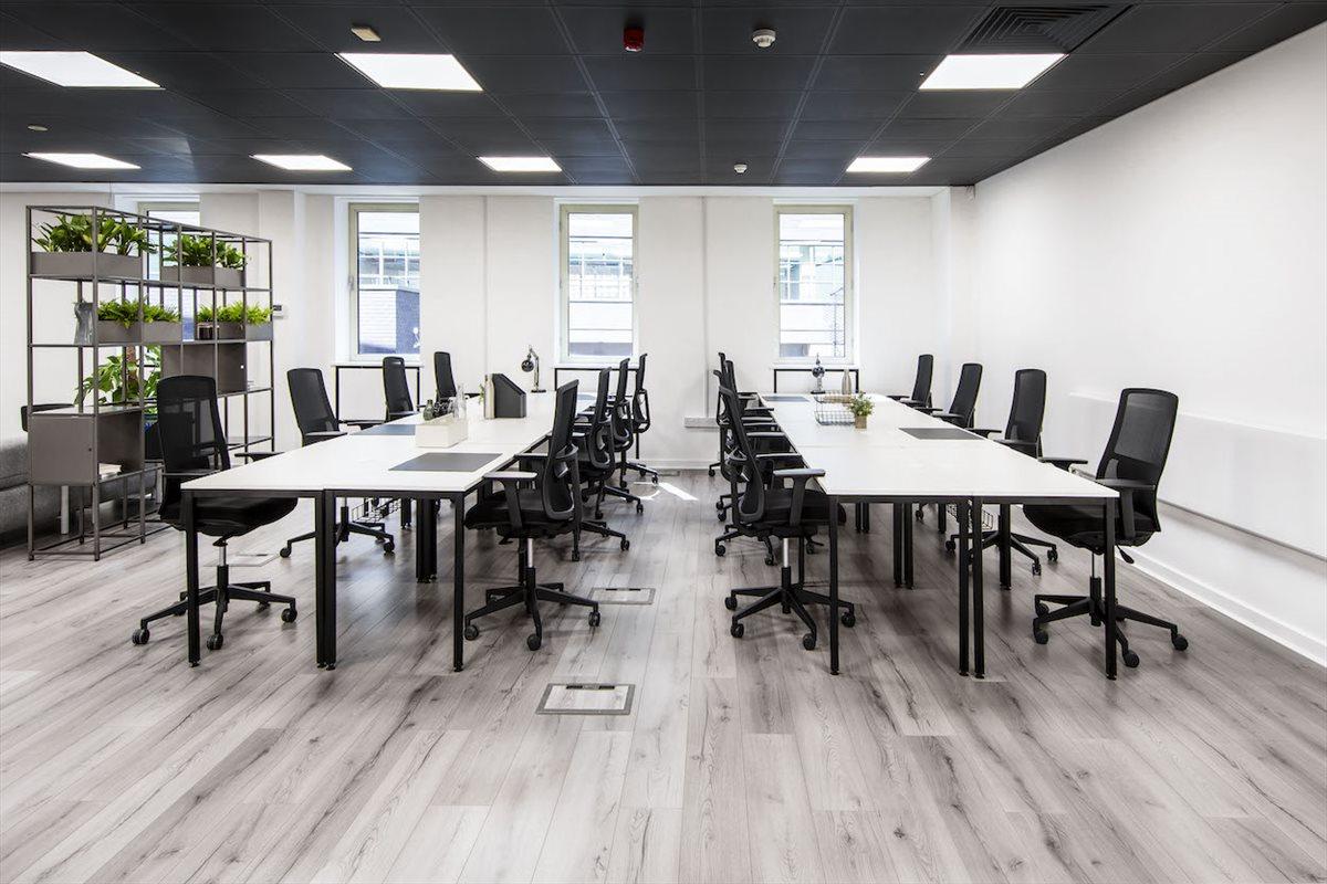 9 Hewett Street Office Space