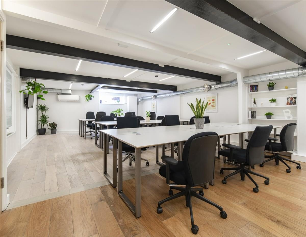 208 Brick Lane Office Space
