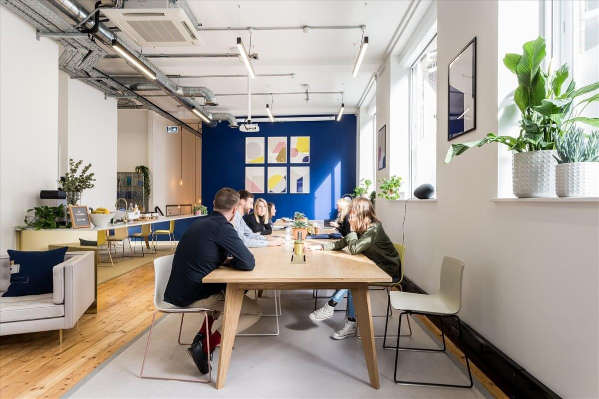 24 Ray Street Office Space