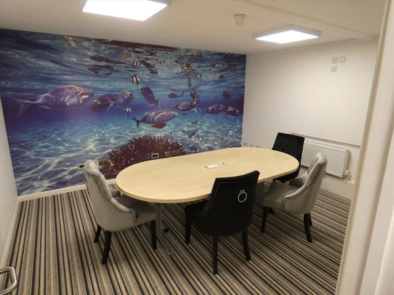 25 Cecil Pashley Way Office Space