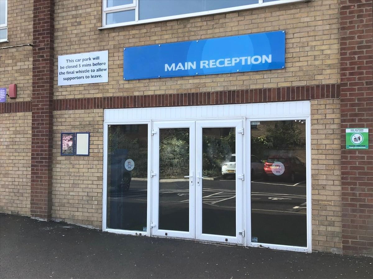 Peterborough United Football Club Ltd Office Space