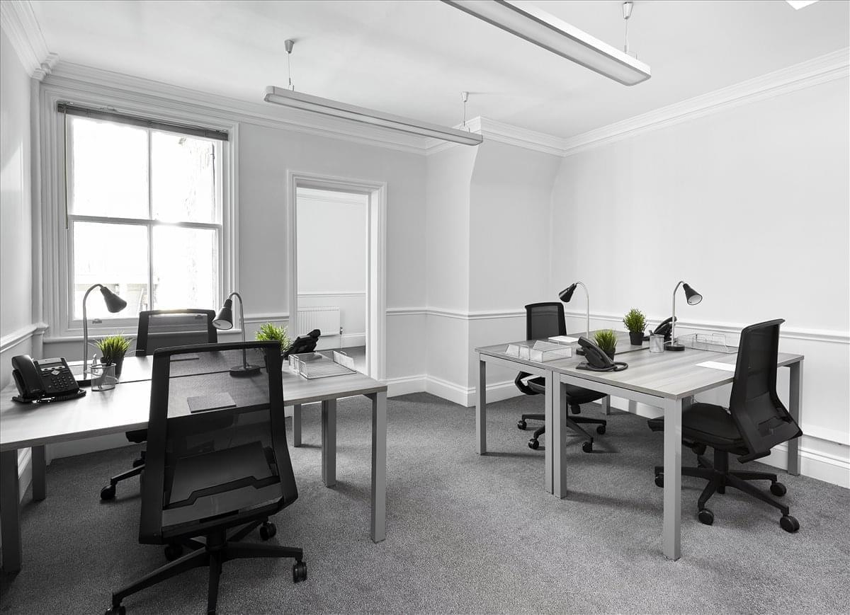 54 Poland Street Office Space