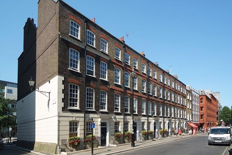 52-58 Broadwick Street Office Space