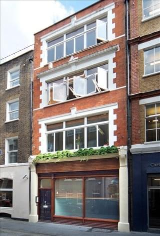 7 Carlisle Street Office Space - W1D 3BW