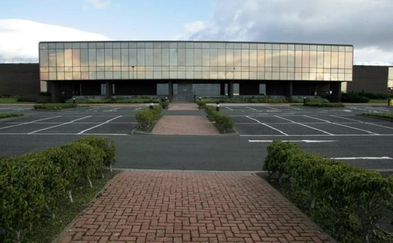 Mosshill Industrial Estate Office Space