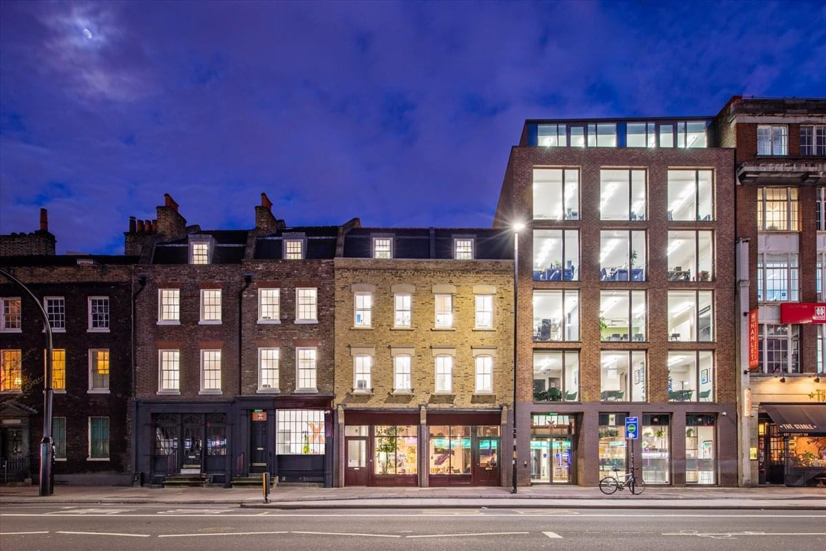 20-30 Whitechapel Road Office Space