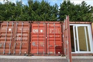 Cardiff Containers Office Space - CF10 5DY