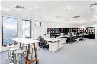 Sentinel House Office Space - W1H 4HB