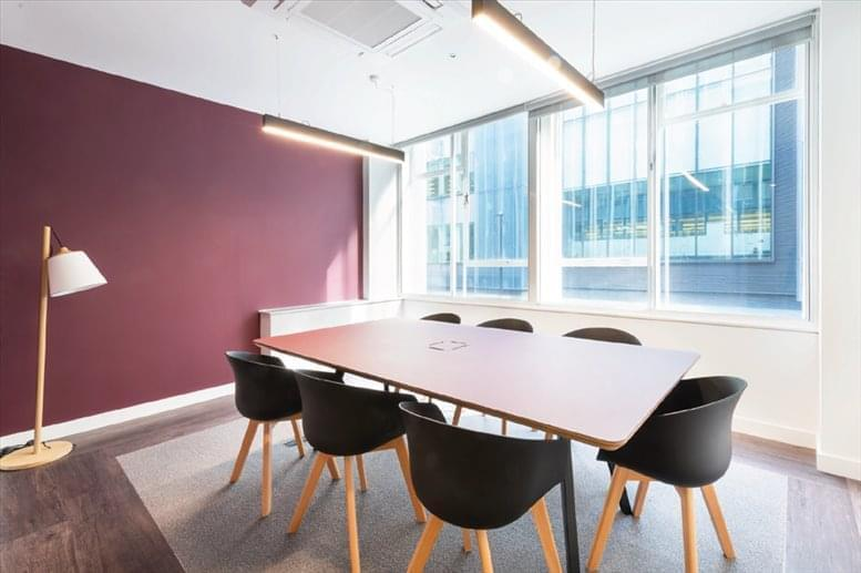 20 Chiswell Street Office Space