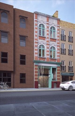 Pitfield House Office Space - N1 6DA